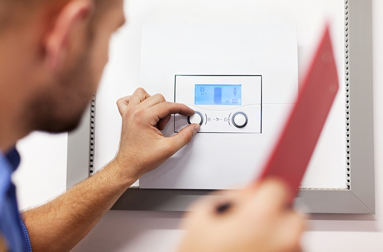 checking-a-boiler-installation-in-nottingham
